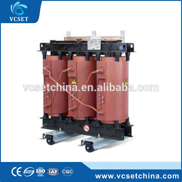 IEC/ANSI standard Cast Resin Dry Type Transformer